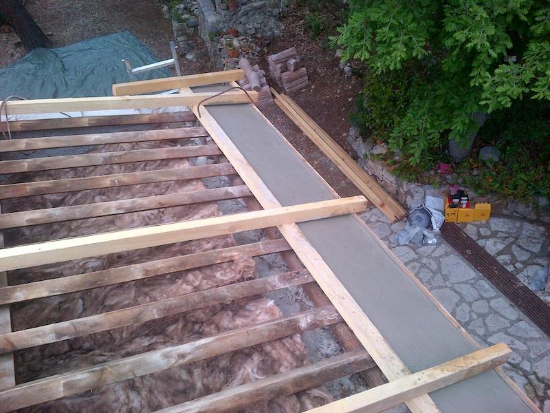 Rénovation tuiles et arras